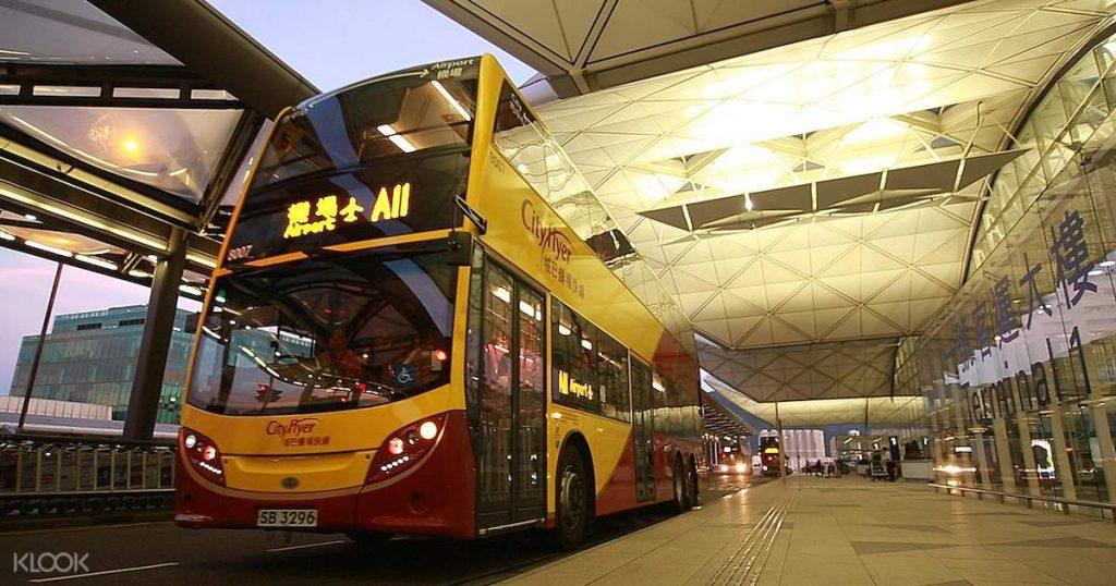 Bus From Hong Kong Airport, hong kong airport to city, hong kong airport to city center, How To Get From Hong Kong Airport to City Center