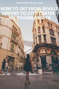 seville airport to city, seville airport bus, seville airport to city center, How To Get From Seville Airport to City Center - All Possible Ways