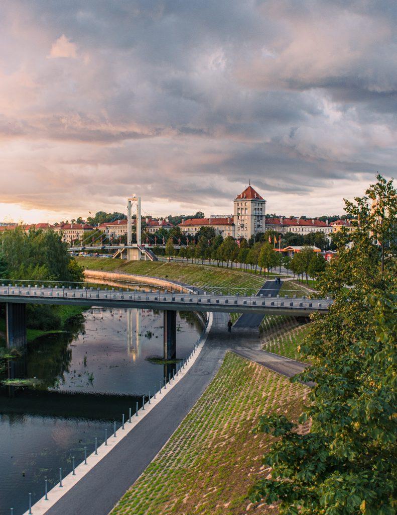 Vilnius Airport Express to Kaunas, Bolt App Vilnius