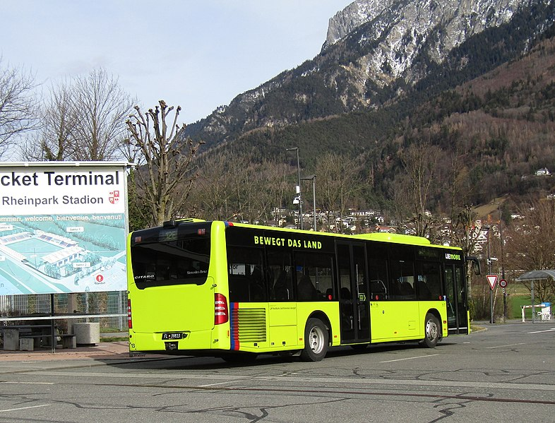 Liemobil Bus, Zurich to Vaduz, Zurich to Liechtenstein, zurich airport to vaduz, zurich to vaduz bus, How To Get From Zurich Airport To Vaduz