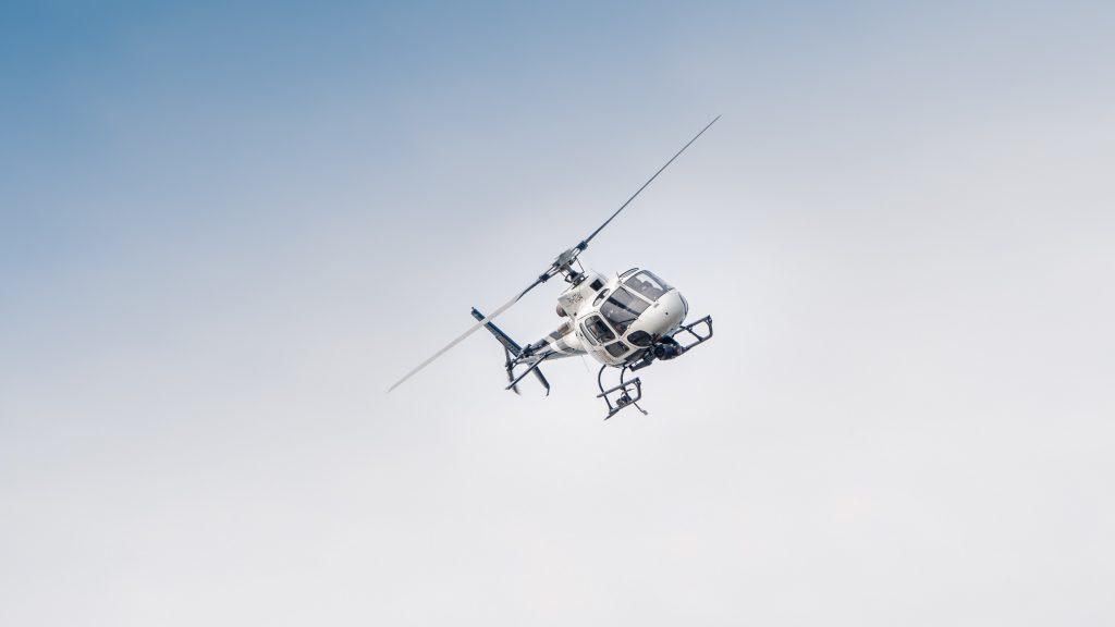 Zurich to Liechtenstein by helicopter