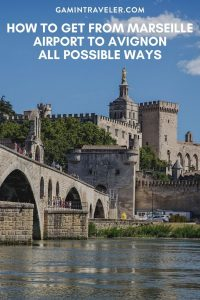 marseille airport to avignon, How To Get From Marseille Airport To Avignon