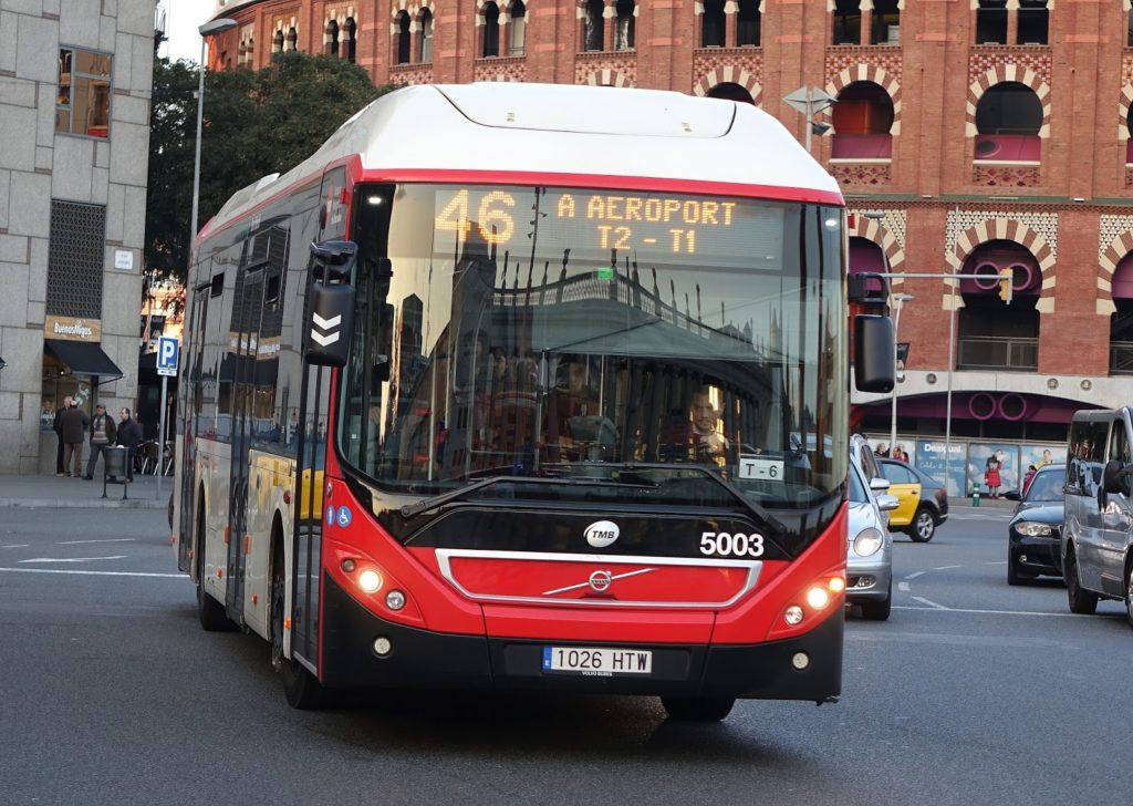 Bus Number 46 Barcelona Airport, barcelona airport to city, barcelona airport transfers, barcelona airport bus, barcelona airport shuttle, barcelona airport to city center, barcelona airport train, How To Get From Barcelona Airport To City Center