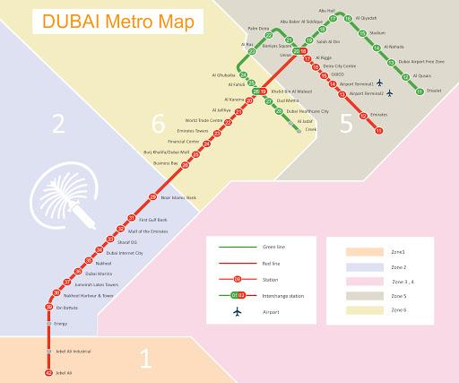Dubai Metro Map, dubai airport to Burj Khalifa, dubai airport to Dubai Mall, dubai airport to city center, dubai airport to city, How To Get From Dubai Airport To City Center