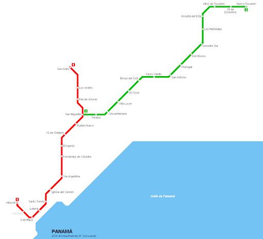 RapiPass, Metro Map Panama, Tocumen International Airport, Panama airport to city, Panama airport to city center, How To Get From Panama Airport To City Center