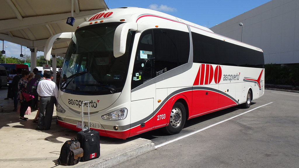 ADO Bus Cancun Airport, Cancun Airport To City Center, Cancun Airport To City, How To Get From Cancun Airport To City Center