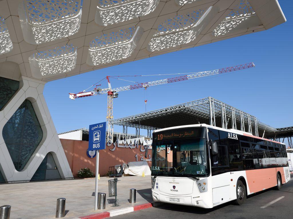 Airport Bus Marrakech, Marrakech airport to city center, Marrakech airport to city, How To Get From Marrakech Airport To City Center