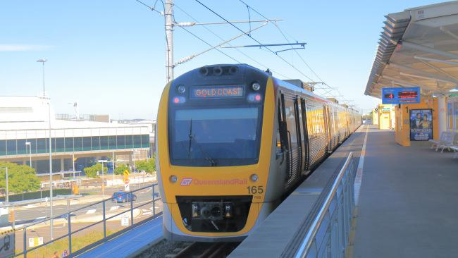 Airtrain Brisbane airport, Brisbane airport to city center, Brisbane airport to city, How To Get From Brisbane Airport To City Center