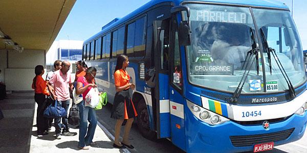 Bus Salvador de Bahia Airport, Salvador de Bahia airport to city center, Salvador de Bahia airport to city, How To Get From Salvador de Bahia Airport To City Center