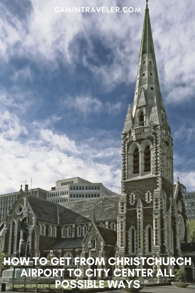 Christchurch airport to city center, Christchurch airport to city, How To Get From Christchurch Airport To City Center