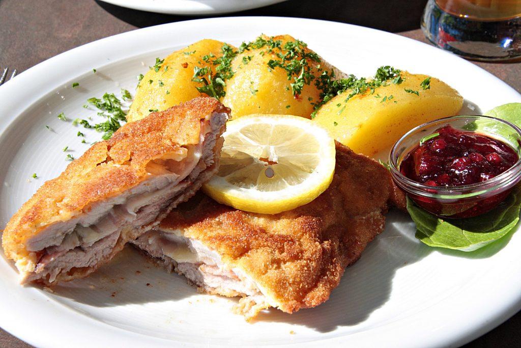 Swiss food, Switzerland food, Swiss cuisine, Swiss dishes, Switzerland traditional food, Cordon Bleu