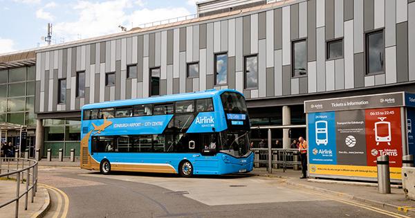 Edinburgh Airport Bus, Edinburgh Airport to city center, Edinburgh Airport to city, How To Get From Edinburgh Airport To City Center