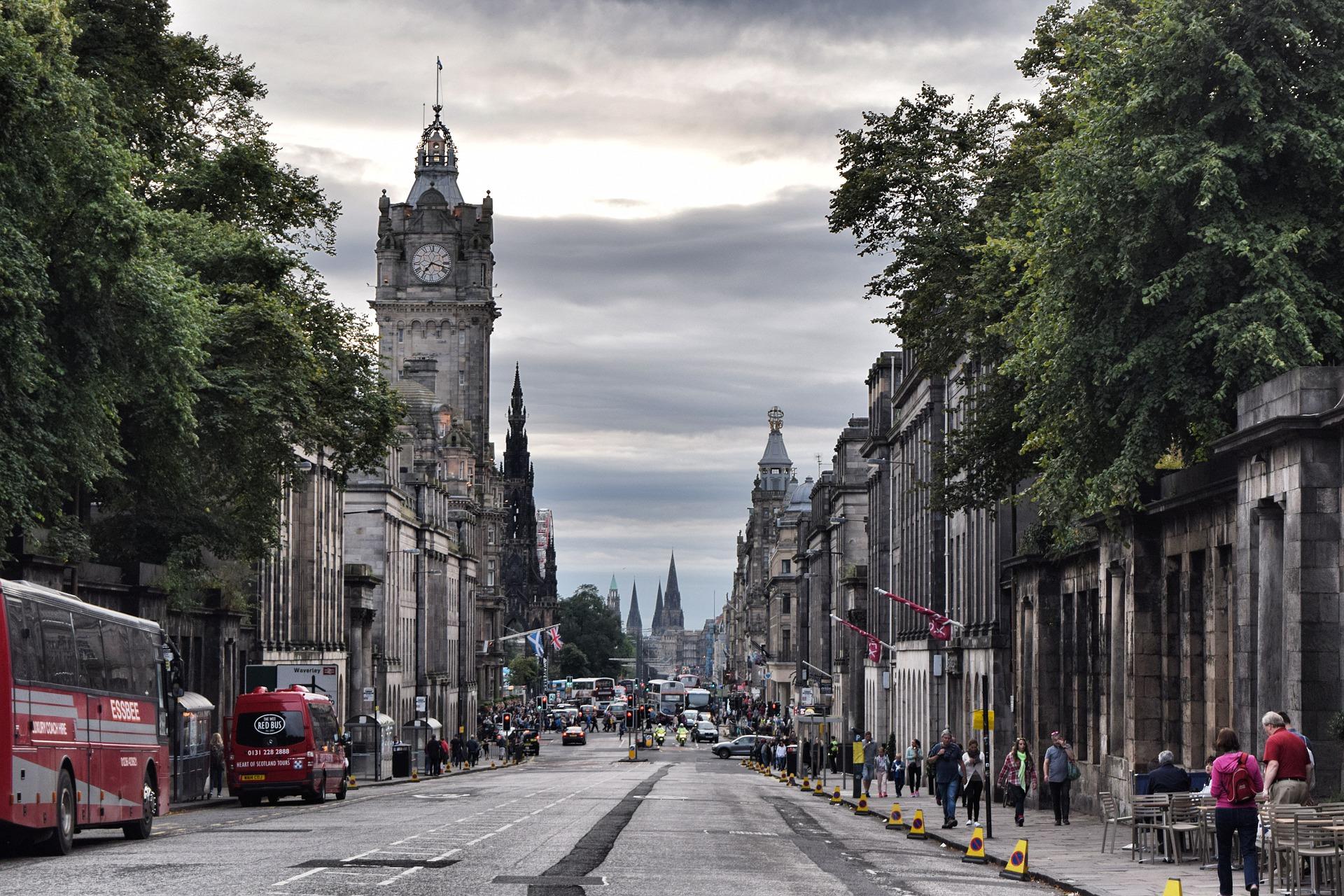 Edinburgh Airport to city center, Edinburgh Airport to city, How To Get From Edinburgh Airport To City Center