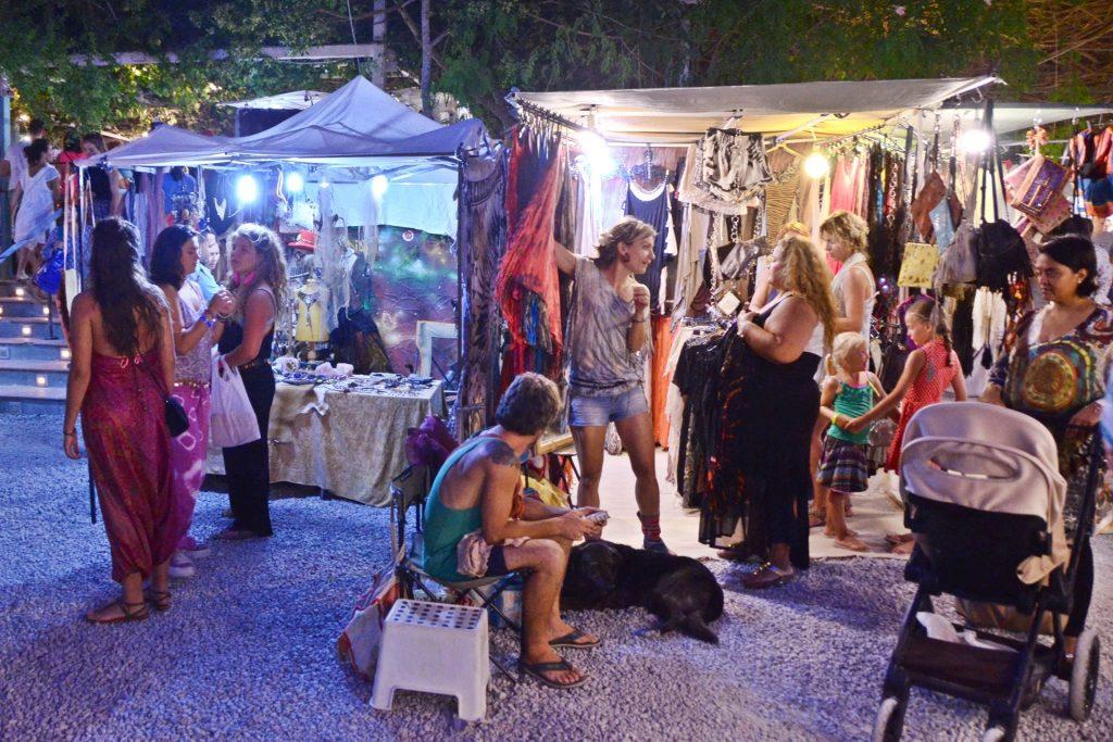 Las Dalias Hippy Market, instagrammable places in ibiza, Ibiza instagram spots