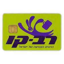 Rav Kav Smart Card, Tel Aviv airport to city center, Tel Aviv airport to city, How To Get From Tel Aviv Airport To City Center