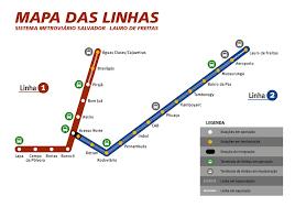 Salvador de Bahia Metro Map, Salvador de Bahia airport to city center, Salvador de Bahia airport to city, How To Get FromSalvador de Bahia Airport To City Center
