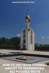 Train Chisinau to Transnistria, Bus Chisinau to Transnistria, Chisinau to Transnistria, How To Get From Chisinau To Transnistria