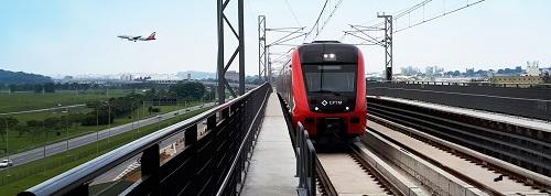 Train Sao Paulo Airport, Sao Paulo airport to city center, Sao Paulo airport to city, How To Get From Sao Paulo Airport To City Center