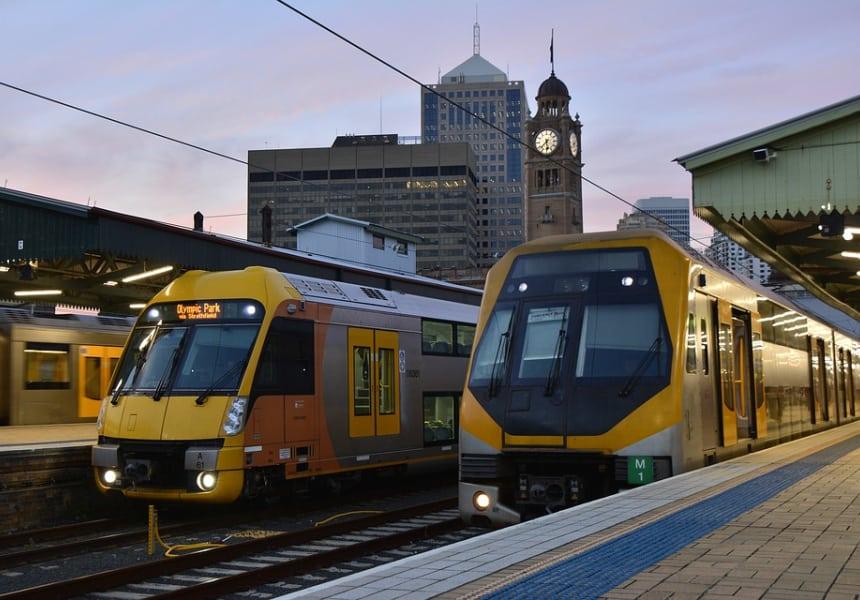 Train Sydney Airport, Opal Card, Sydney airport to city center, Sydney airport to city, How To Get From Sydney Airport To City Center