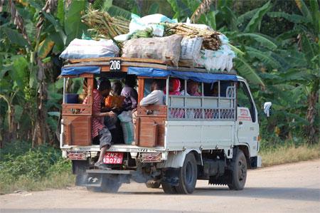 Zanzibar Bus Airport Dala Dala