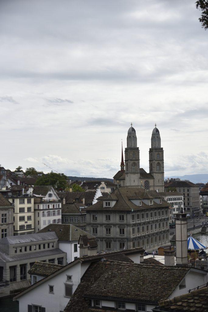 Lindenhof Hill, most instagrammable places in zurich, instagrammable spots Zurich