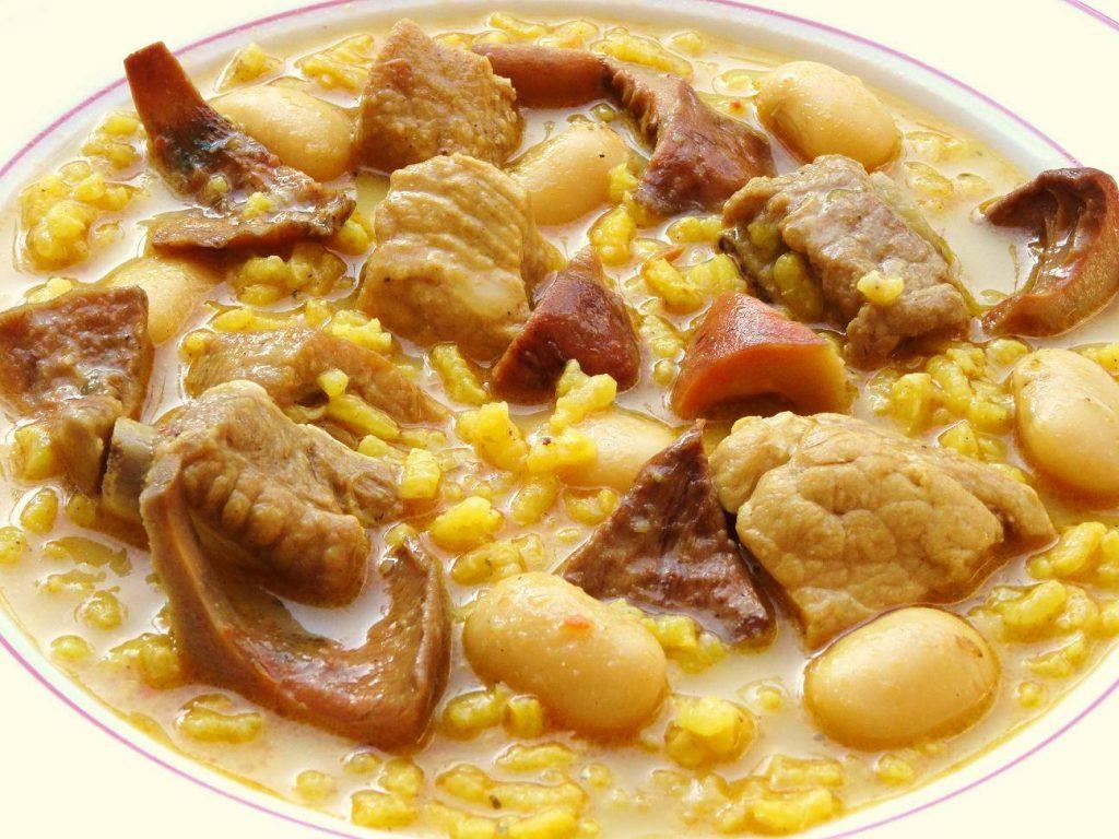 ibiza food, traditional food in ibiza, food to try in Ibiza, dishes in ibiza, Arroz de Matanzas
