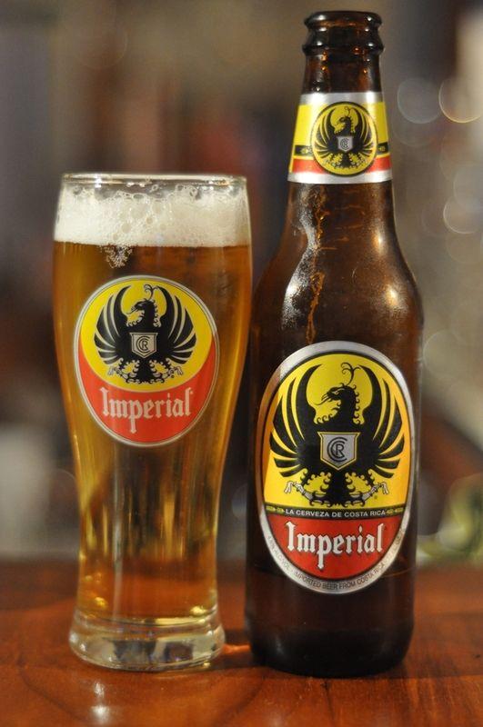 Costa Rican drinks, drinks in Costa Rica, Costa Rican Beverages, beers in Costa Rica, Imperial Beer