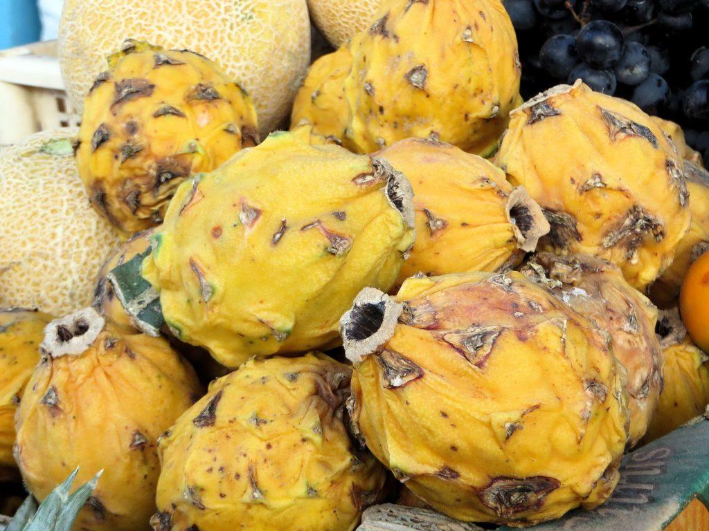 Fruits in Ecuador