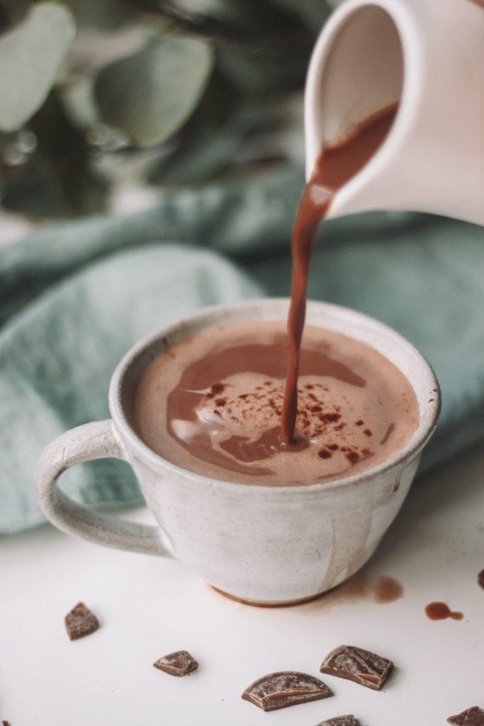 Hot Chocolate, Drinks In Switzerland, swiss beverages, swiss drinks, no alcoholic swiss drinks