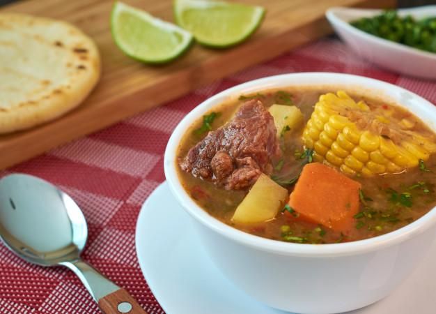 Sancocho, Panamanian Food, Panamanian cuisine, Traditional Panamanian Food, food in Panama, Panamanian dishes