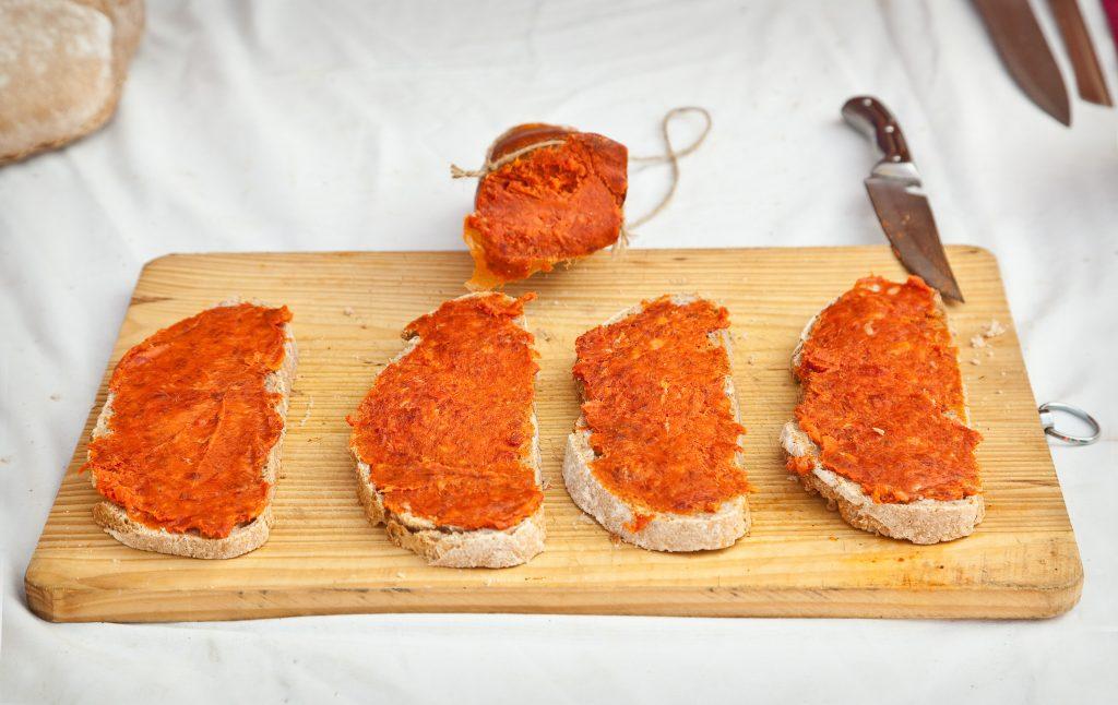 ibiza food, Ibiza dishes, Traditional Ibiza food,  Ibiza cuisine, traditional food in ibiza, food to try in Ibiza, Traditional Dishes in Ibiza, dishes in ibiza, Sobrassada