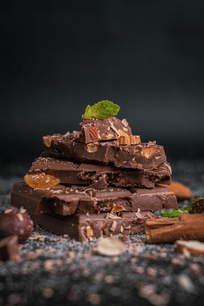 swiss breakfast, breakfast in Switzerland, Chocolate