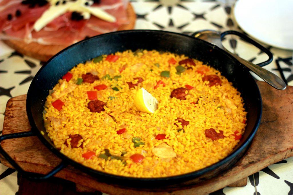 ibiza food, traditional food in ibiza, food to try in Ibiza, Traditional Dishes in Ibiza, dishes in ibiza, Paella
