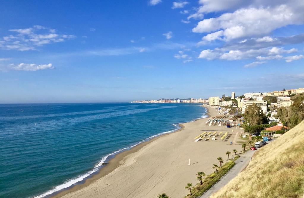 Carvajal, Fuengirola, best beaches in Spain