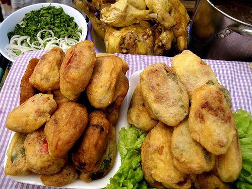 vegetarian food in Guatemala, vegan food in guatemala, vegetarian dishes in Guatemala,  Guatemalan vegetarian dishes, Chili Relleno Casserole