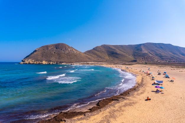 El Playazo, Costa de Almería
