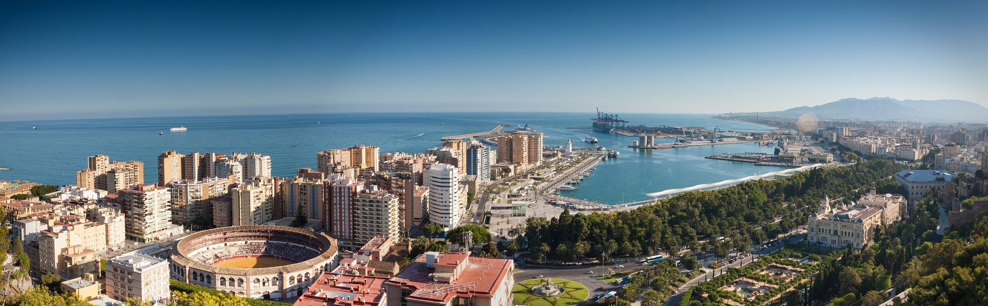 How To Get From Malaga Airport To City Center - All Possible Ways