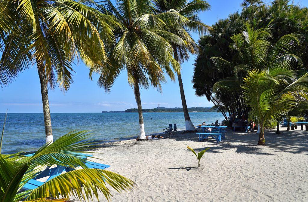 most instagrammable places in Guatemala, instagrammable spots Guatemala, Playa Blanca in Livingston