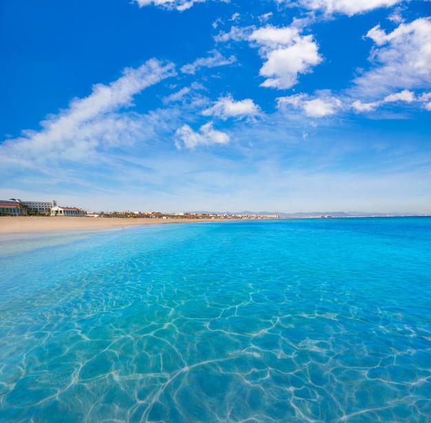 best beaches in Spain, Playa Las Arenas, Valencia