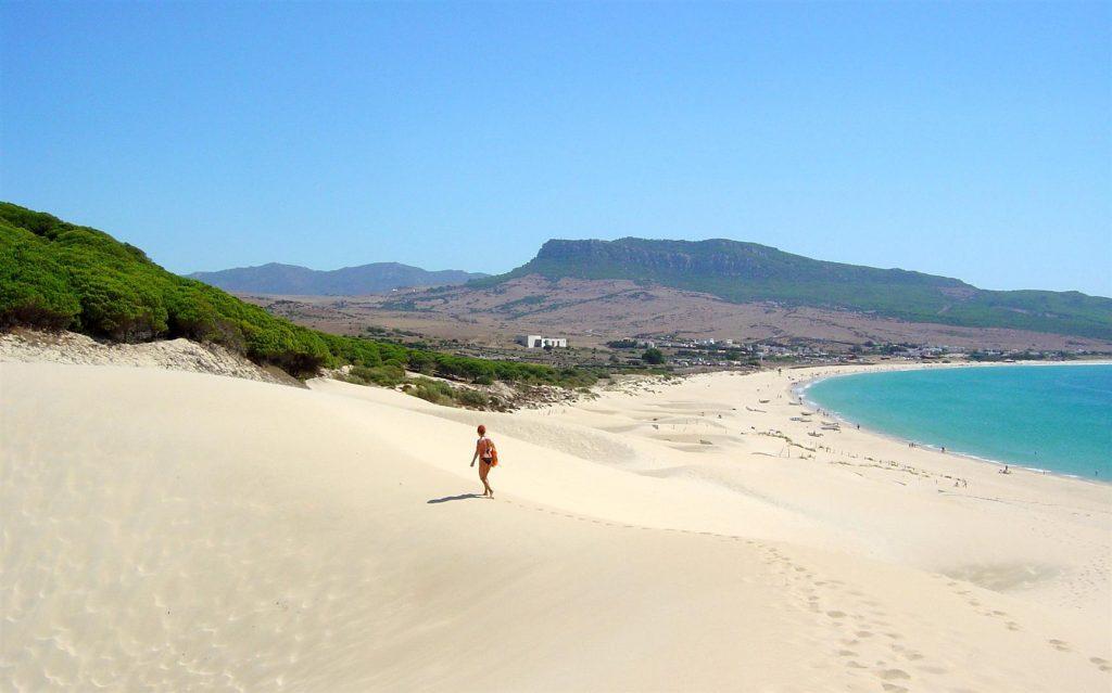 Playa de Bolonia, Tarifa, best beaches in Spain