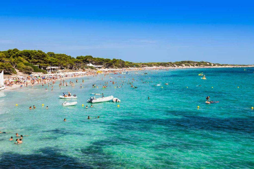 Ses Salines, Ibiza, best beaches in Spain