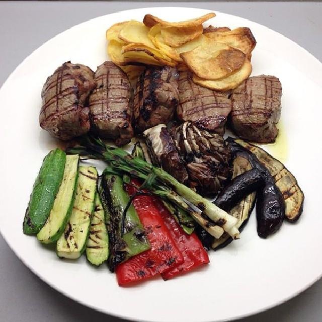 Perime ne Zgare, food in Albania, Albanian food, albanian dishes, Albanian cuisine, traditional food in Albania