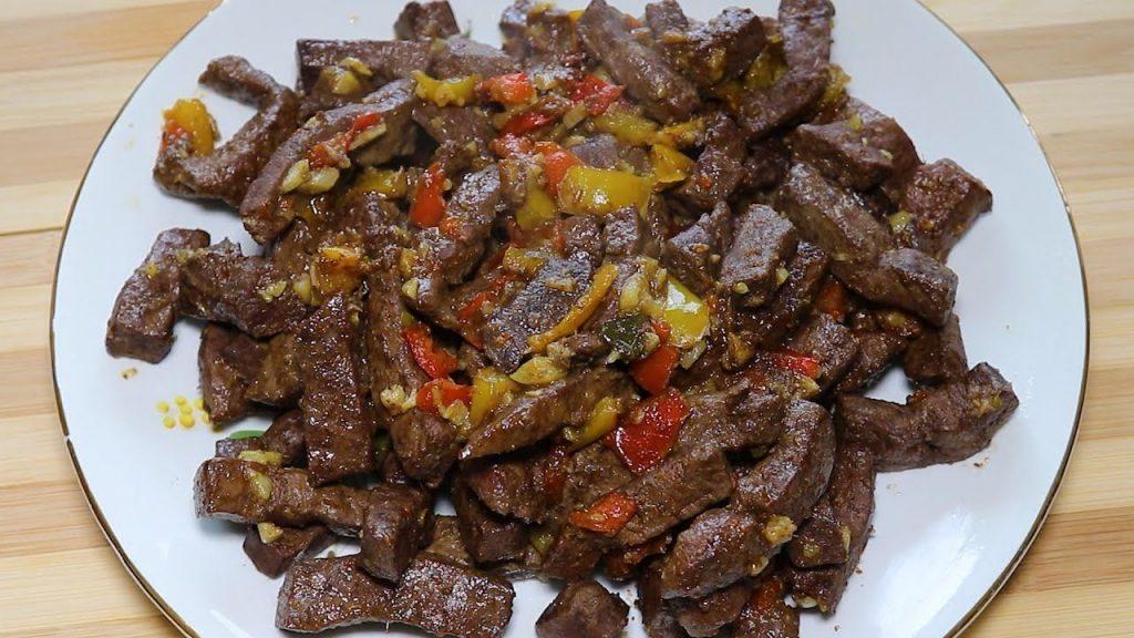 egyptian food, egyptian cuisine, egyptian dishes, egypt traditional food, food in egypt, Kebda Eskandarani