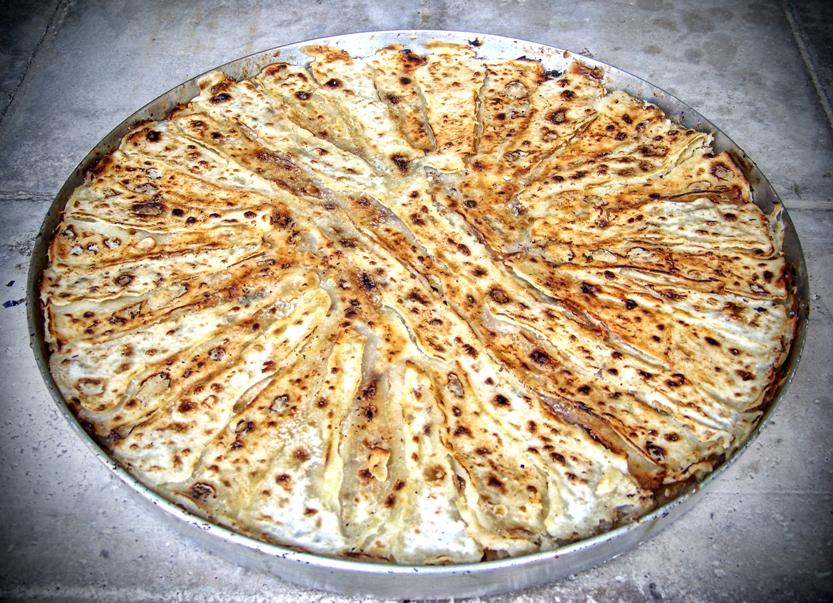 Flia, food in Albania, Albanian food, albanian dishes, Albanian cuisine, traditional food in Albania, vegetarian food in Albania, vegan food in Albania, Vegetarian Dishes In Albania, vegan dishes in Albania