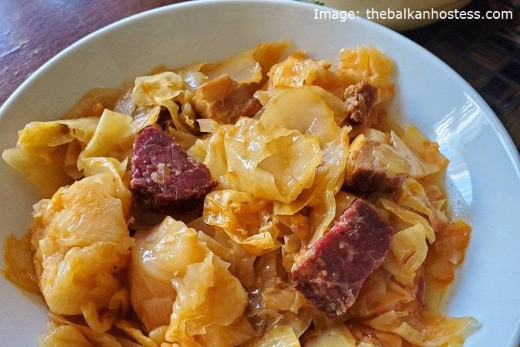 Kiseli Kupus, Serbian food, Serbian cuisine, food in Serbia, Serbian dishes, traditional food in Serbia
