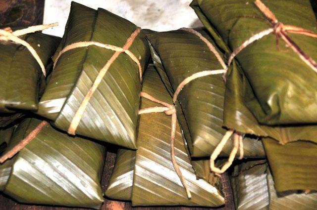 Pasteles en Hoja, food in Dominican Republic, Dominican Republic food, Dominican Republic dishes, Dominican Republic Cuisine, traditional food in Dominican Republic