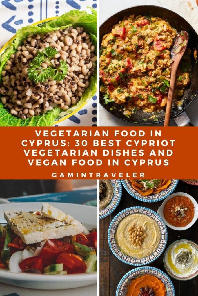 vegetarian food in Cyprus, vegan food in Cyprus, Vegetarian Dishes In Cyprus, vegan dishes in Cyprus