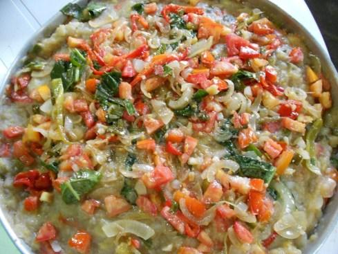 Vegetarian Mangu, vegetarian food in Dominican Republic, vegan food in Dominican Republic, vegetarian dishes in Dominican Republic, vegan dishes in Dominican Republic