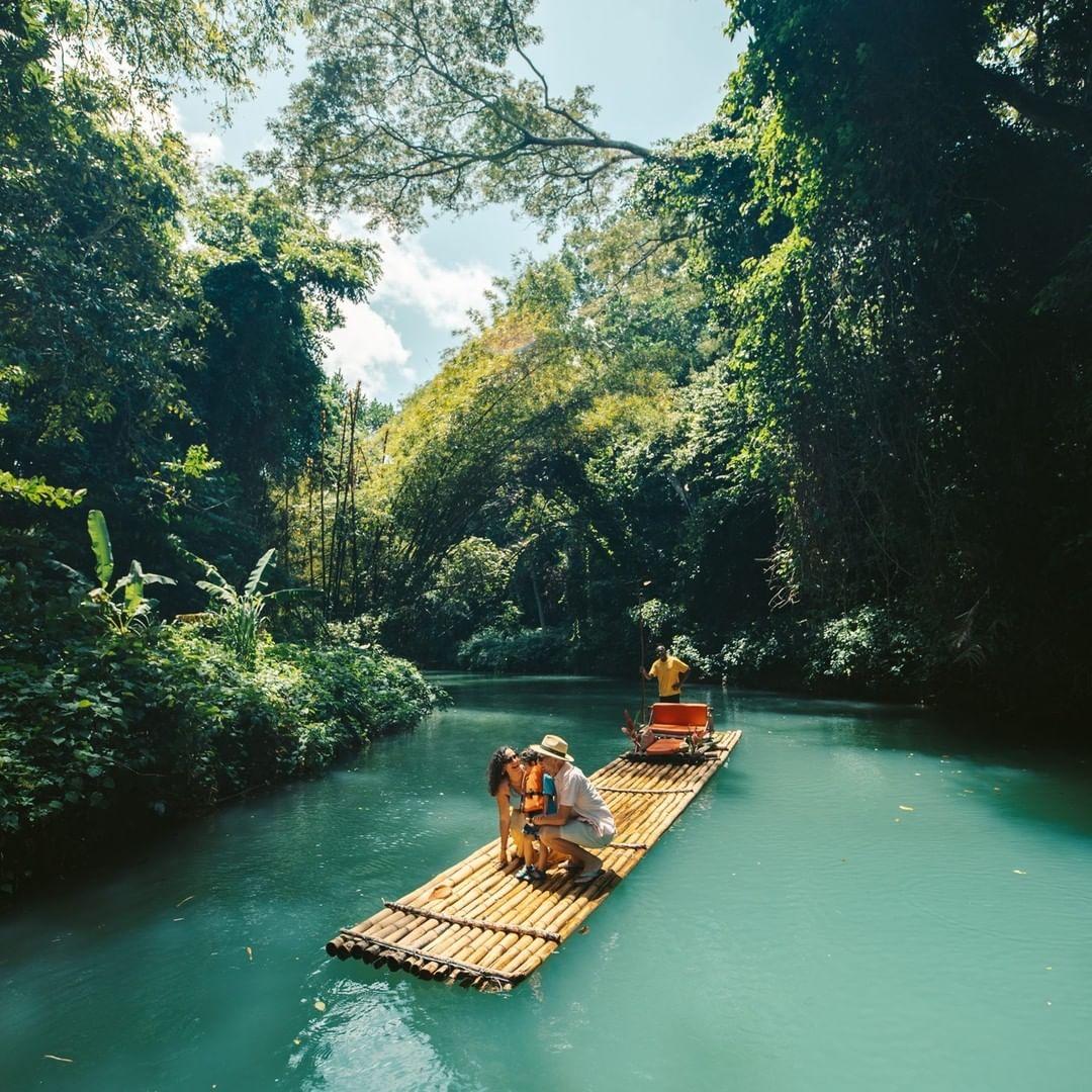 Jamaica instagram spots, most instagrammable places in Jamaica, Jamaica photos, Jamaica photography, Martha Brae River