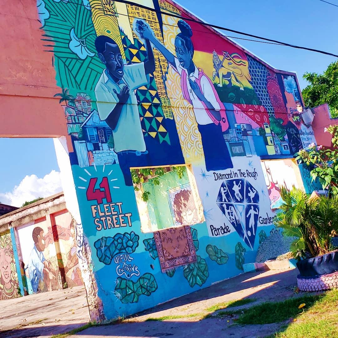 Jamaica instagram spots, most instagrammable places in Jamaica, Jamaica photos, Jamaica photography, 41 Fleet Street